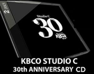 KBCO 30 Studio C 30th Ann Ed ~  2 Disc Set  New Sealed Hole Punch In Barcode