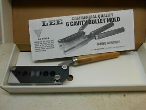 lee 6 cavity bullet mold for 44-SPEC 44-mag 4440 C-429-240-SWC