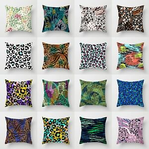 18#x27;#x27; Cover Home Case Polyester Cushion Decor Sofa Waist Pillow Throw $2.56