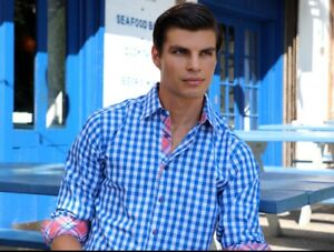 250 Wholesale Closeout Deal Sport Shirts Button Front Slim Fit Jared Lang Style