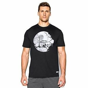 Limited Edition Under Armour Alter Ego Star Wars Death Star Team Loose Fit Shirt