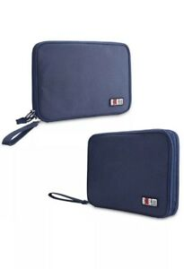 BUBM Double Layers Travel Cable Organizer BagUniversal Gadgets Storage Pouch $12.99