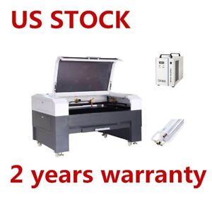 1390 Luxury Laser Engraving and Cutter+EFR F6 130W-160W Laser Tube+Water chiller