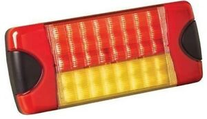 Hella LED STOPREAR POSITIONDIRECTION INDICATOR LAMP HEL2379 28V 6m Cable