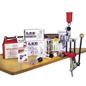 Lee Classic Turret Reloading Press Kit 90304