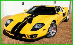 2005 Ford Ford GT  2005 Used 5.4L V8 32V Manual RWD Coupe Premium