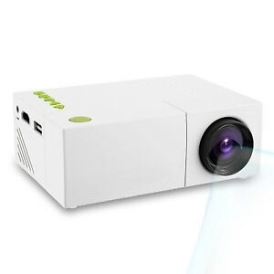 Cloud Flow YG310 LCD Small Projector HD Resolution Multimedia LED Projector