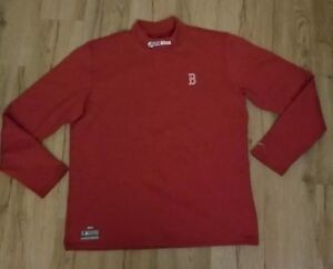 Boston Red Sox 2007 World Series Nike Fit Dry Long Sleeve Shirt men's size-XL