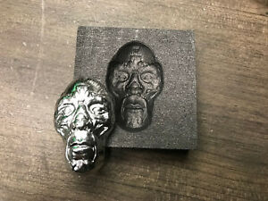FACE Graphite mold for Silver Gold Glass Ingot casting investment Parts4Less1999