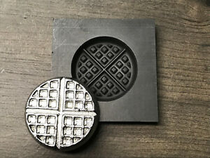 Waffle Ingot Graphite mold for Silver Gold Glass casting Art   PRO-MOLD AR8
