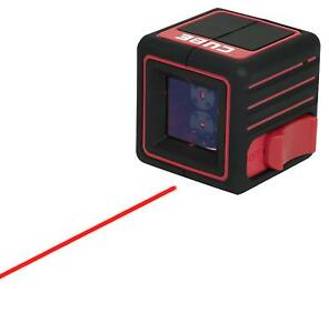 AdirPro Cube Cross Line Laser Level Pro Home Repair Construction Framing Layouts