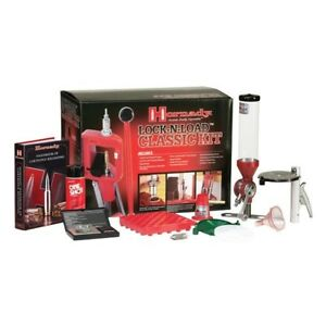 Hornady Lock-N-Load Classic Single Stage Reloading Press Kit  MPN: 085003