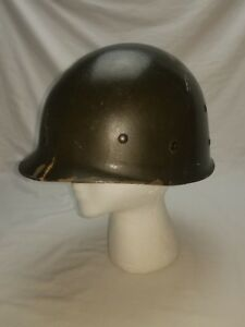 VINTAGE US Military Army Marine made with Kevlar Pagst Helmet Insert w Liner