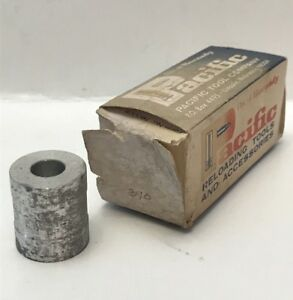 Pacific Tool Powder Aluminum Bushing 390 Vintage Reloading Accessory Hornady USA
