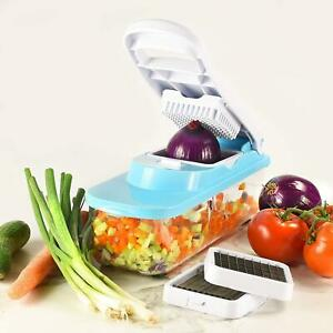Onion Chopper Pro by Mueller Vegetable Chopper -30% Heavier Kitchen Cutter