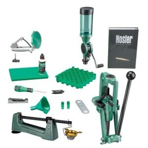 RCBS 9354 Rock Chucker Supreme Master Reloading Kit  Guaranteed. Forever