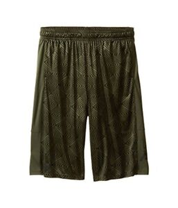 Under Armour Boys Instinct Printed Shorts