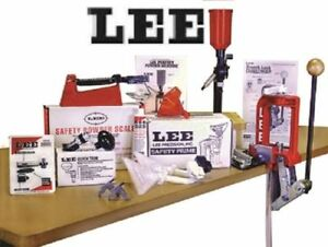 Lee Precision Breech Lock Single Stage Press 50th Anniversary Kit #90050 NEW