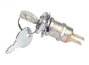 Scag Walk Behind Mower Ignition Switch Replaces Scag 48609 SVR SFW SW