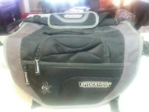 SPIDERWIRE Tackle Box Bag Full Of Lures Freshwater Saltwater AND more JAM PACKED