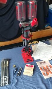 MEC 650  Shotgun Shotshell Reloader with extras pictured