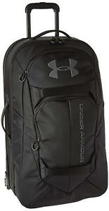 Under Armour UA Checked Rolling Travel Bag