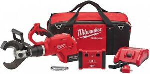 Milwaukee M18 18-Volt Lithium-Ion Cordless 3 in Underground Cable Cutter