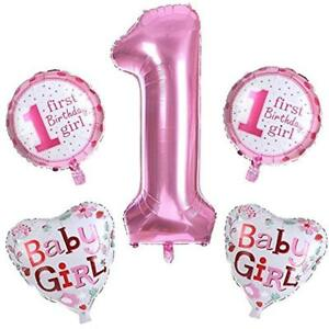 First Birthday Party Balloons DecorationsPhoto Props For 1st BirthdayBaby Air