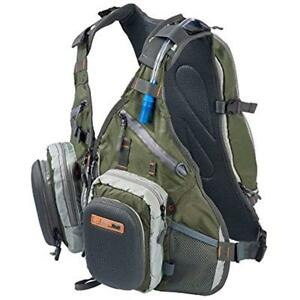 Anglatech Fly Fishing Jackets & Vests Backpack Combo Chest Pack For Tackle Gear