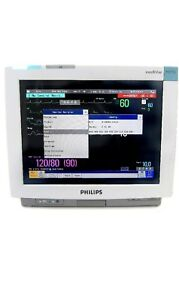 Philips IntelliVue MP70 Patient Monitor with M3001A Module Accessories 1 Yr Wart