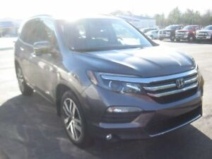 2017 Pilot Touring 2017 Honda Pilot Touring 40931 Miles Modern Steel Sport Utility Regular Unleaded