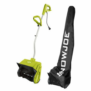 Snow Joe 323E-PRO 13 in. Electric Snow Shovel (Green)