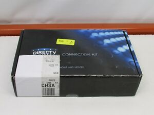Direct TV Cinema Connection Kit Sealed Brand New in Box - Model DCAW1R0-01