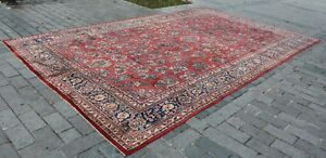 9.84' x 16.40' Rug Persian Rug OLD FAST Shipment With UPS 11256