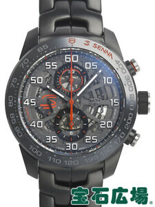 Tag Heuer Carrera Automatic PVDCeramicStainless Steel Men's Watch Caliber Heue