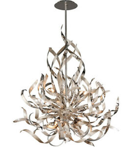 Corbett 154-46 Graffiti 6 Light Pendant