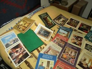 27-ARCHITECTURAL DIGEST 2-80'S 15-60'S 10-70'S 1-PAGEANT OF MASTERS 1 FOLDER