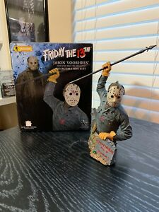 Gentle Giant friday the 13th Jason Voorhees Mini Bust Part 6 Only 500 Made
