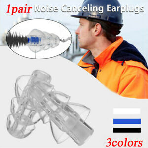 Protection Earbud Silicone earphone Musician Earplugs Noise Reduction Filter