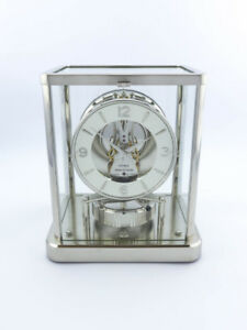 Fine and rare Jaeger-LeCoultre Atmos ELYSEE Clock Caliber 540 1990´s