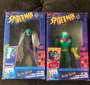 Spider Man The Lizard and Mysterio 10