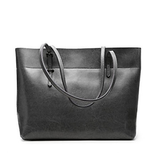 On Clearance Obosoyo Women's Handbag Genuine Leather Tote Shoulder Bags Soft Hot