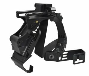 Night Vision Goggle Mount Holding Strap For ACH PASGT MICHM88 Helmets SETBlack