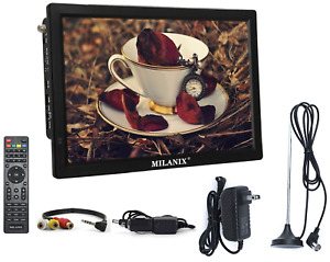 Portable TV Rechargeable 14