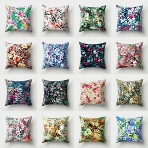 Cover 18#x27;#x27; Sofa Cushion Throw Home Case Decor Polyester Pillow Waist $2.56