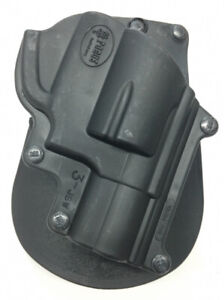 Fobus paddle retention holster for smith & wesson s&w 36/37/60/442/637/642/642ls