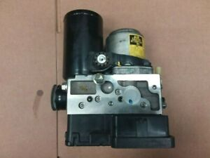 2006 lexus rx400h abs actuator assembly