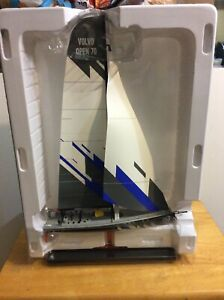 Volvo Open 70 ocean Race Model Sailboat Made By Motorart