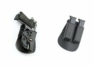 Fobus retention Holster + Double magazine pouch for Walther PPS  S