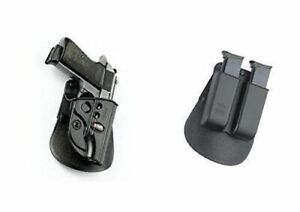 Fobus holster + Double magazine pouch Walther PPK PPKS  FEG 380 PMK